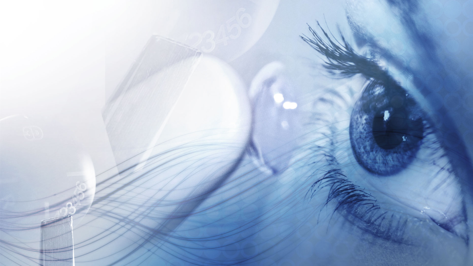 Ophthalmic-background